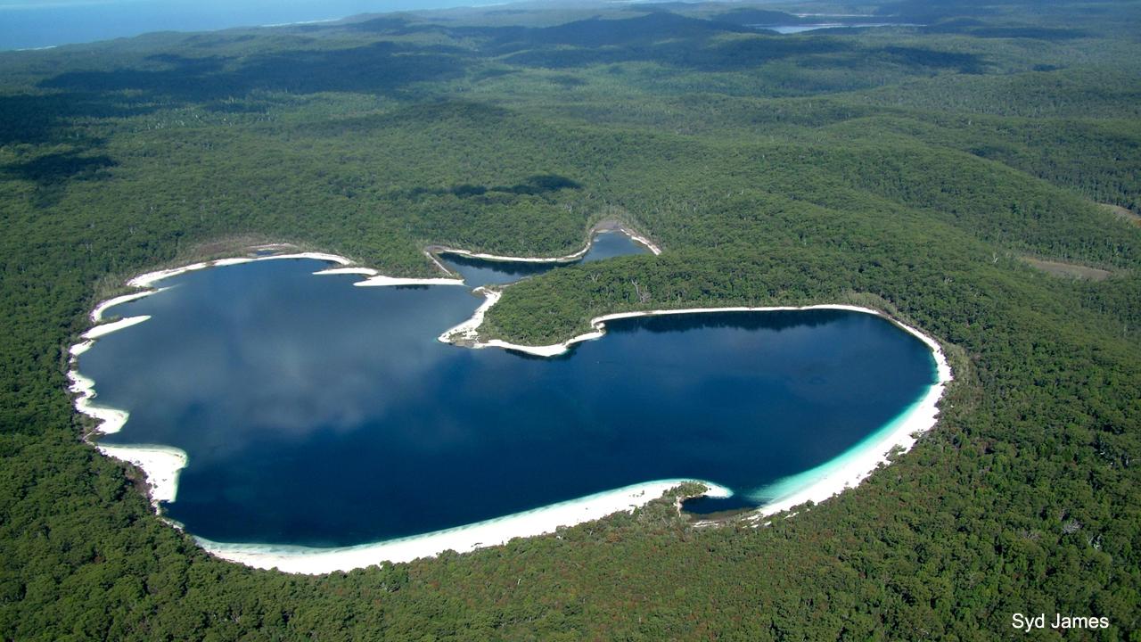 Fraser Island Temperature