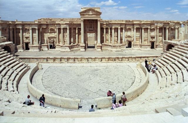 Palmyra_theater