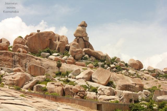 Ramlingeswara Temple Avani Hill