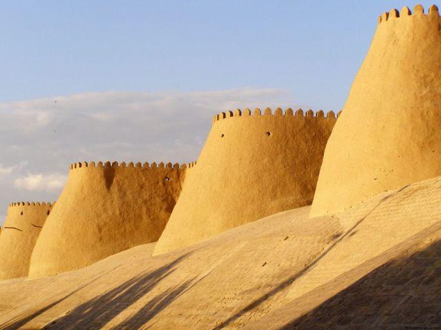 Khiva dunes