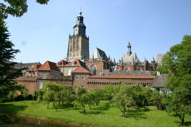Zutphen tower