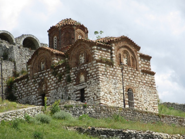 Church of Mary of BLACHERNAE